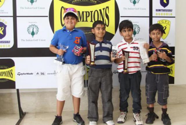 Upcoming Junior Championship 3